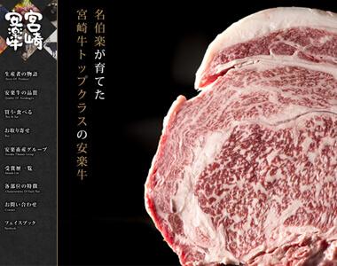 宮崎安楽牛